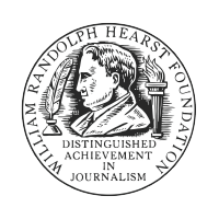 Hearst Foundation Distinguished Achievement in Journalism