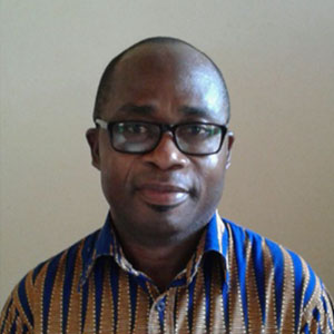 Timothy Quashigah