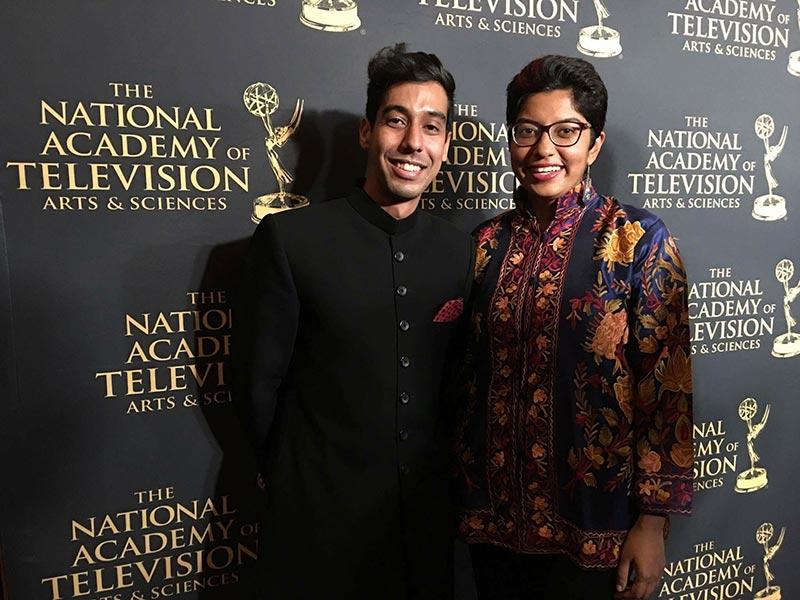 Congratulations to News and Documentary alum Haya Fatima Iqbal