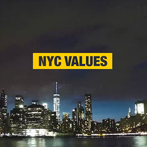 Studio 20: Digital First - NYC Values