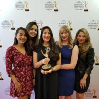 NYU Journalism student team wins New York Emmy