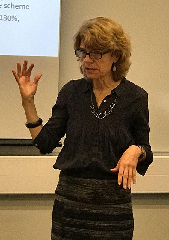 Vicky Pryce, Independent Economist