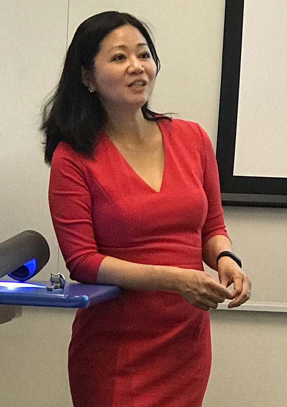 Linda Yueh, Fellow in Economics, Oxford University