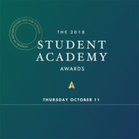 The 2018 Student Academy Awards - Thursday October 11