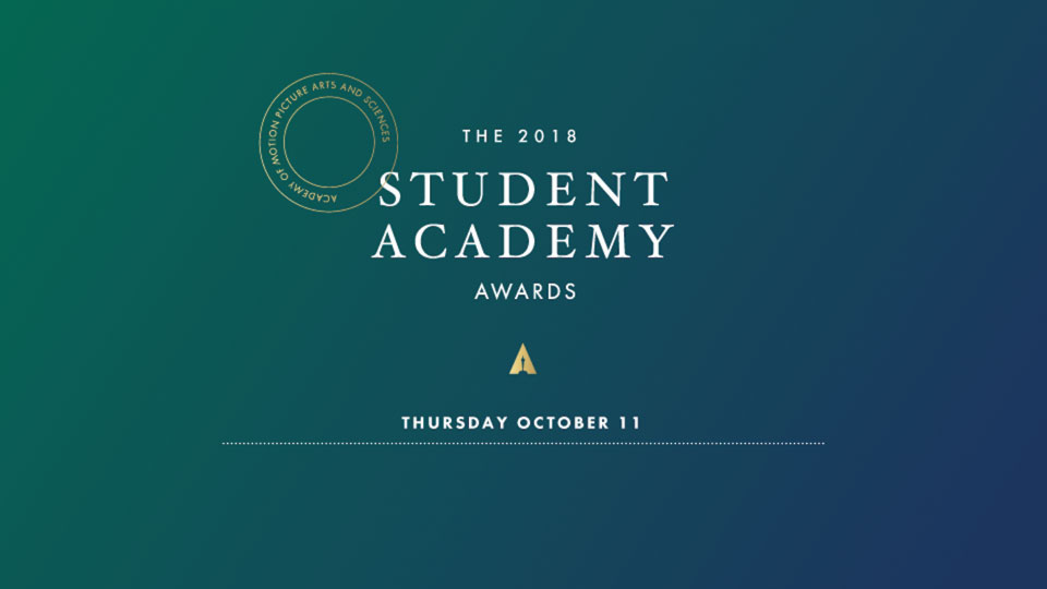The 2018 Student Academy Awards - Thursday October 11