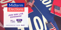 Event Poster - Midterm Elections - Join Our Live Coverage Nov 6th, 7:30pm (nyunow.org)