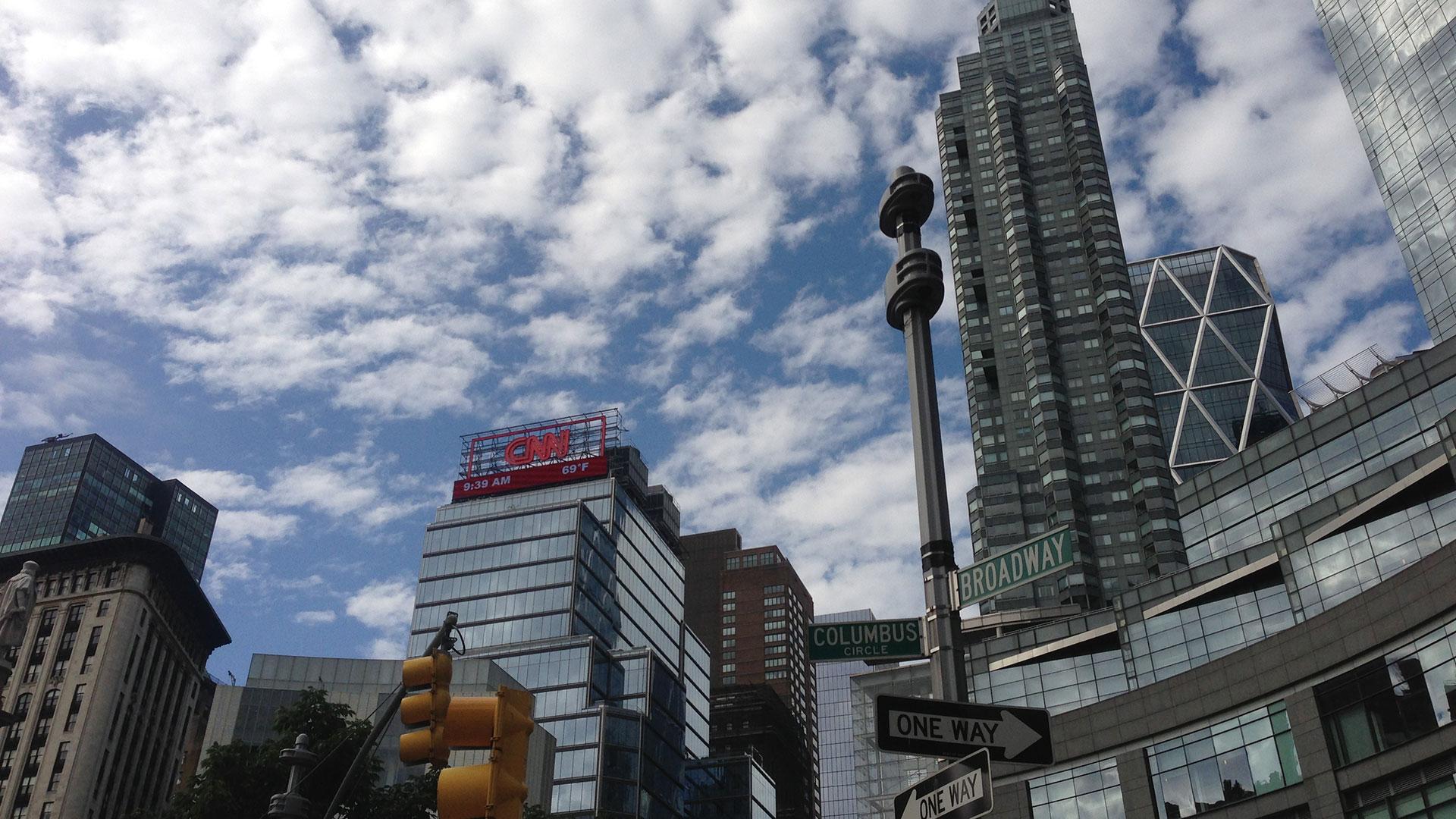 Cityscape: CNN Building