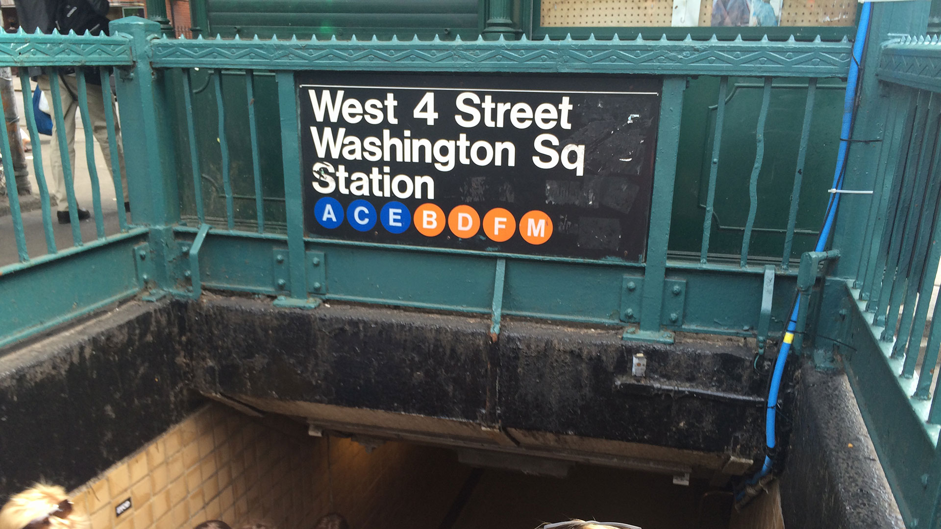 West 4th Street Subway Station