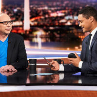 2018 Fall - Jay Rosen and Trevor Noah on the Daily Show