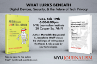 What Lurks Beneath: Digital Devices, Security, & the Future of Tech Privacy