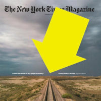 The New York Times Magazine Cover