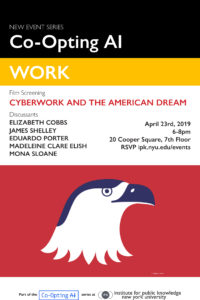Film Screening: Cyberwork and the American Dream