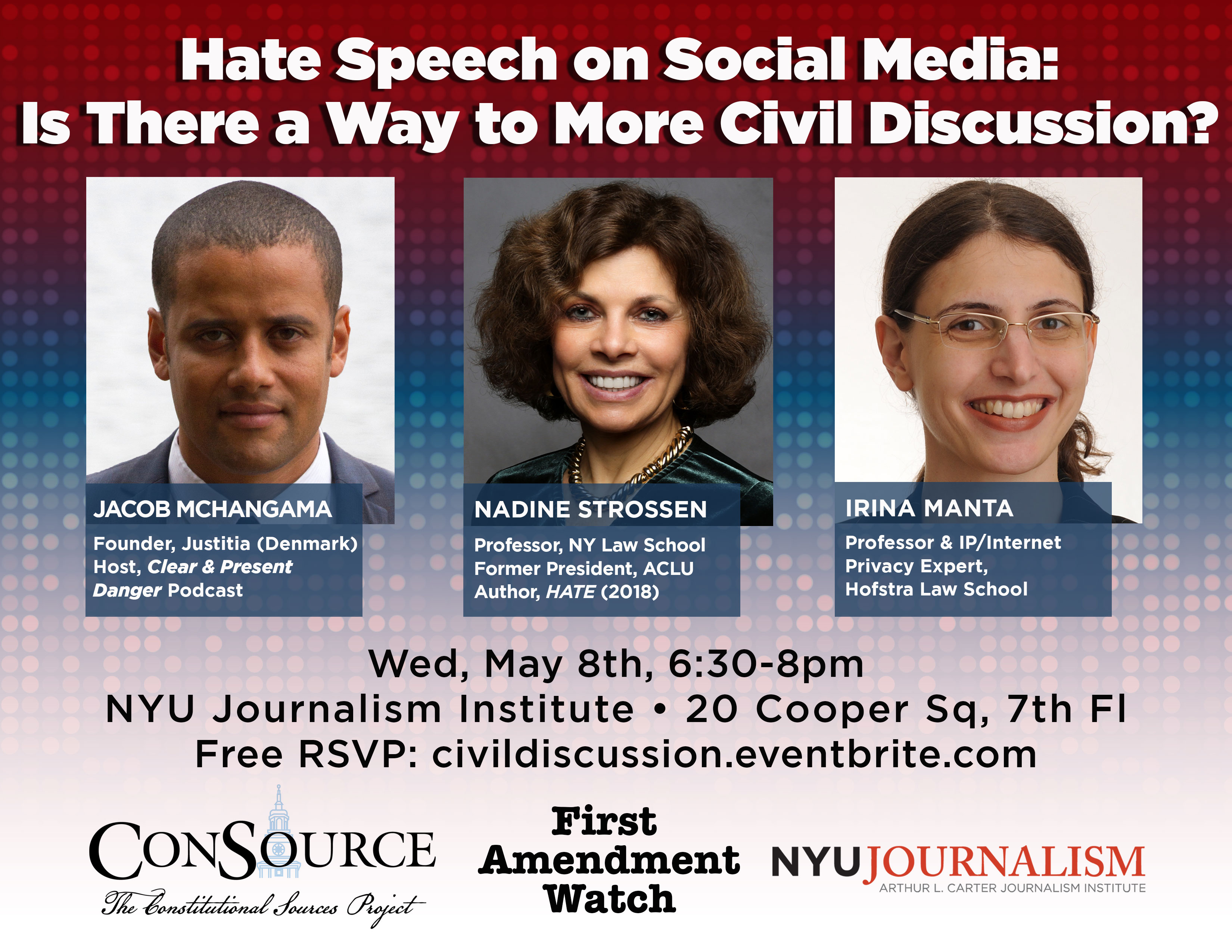 Hate Speech on Social Media: Is There a Way to More Civil Discussion?