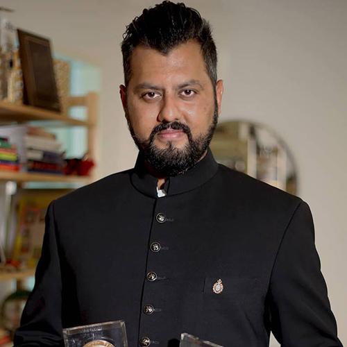 Shehzad Hameed Ahmad
