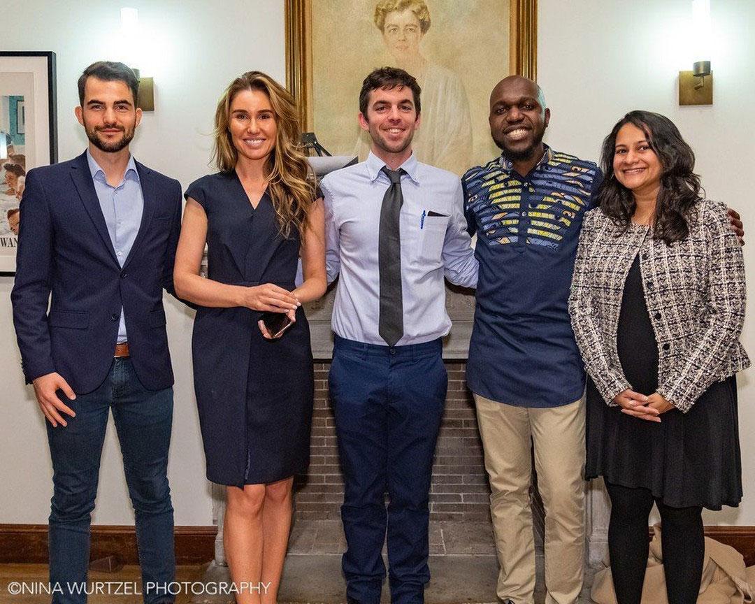Association of Foreign Correspondents (Photo by Nina Wurtzel)