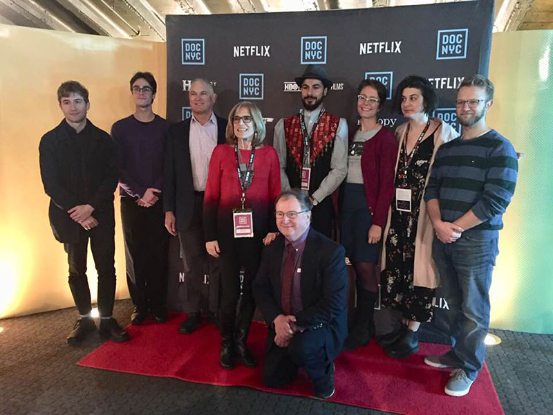 Ahmed Mansour DOCNYC Premiere