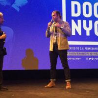 Charlie Hoxie DOCNYC Premiere