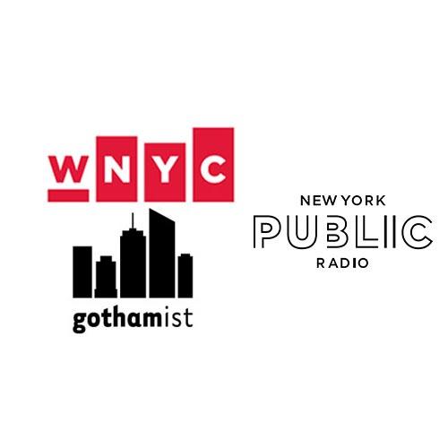WNYC, Gothamist, New York Public Radio