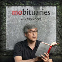Podcast - Mobituaries with Mo Rocca