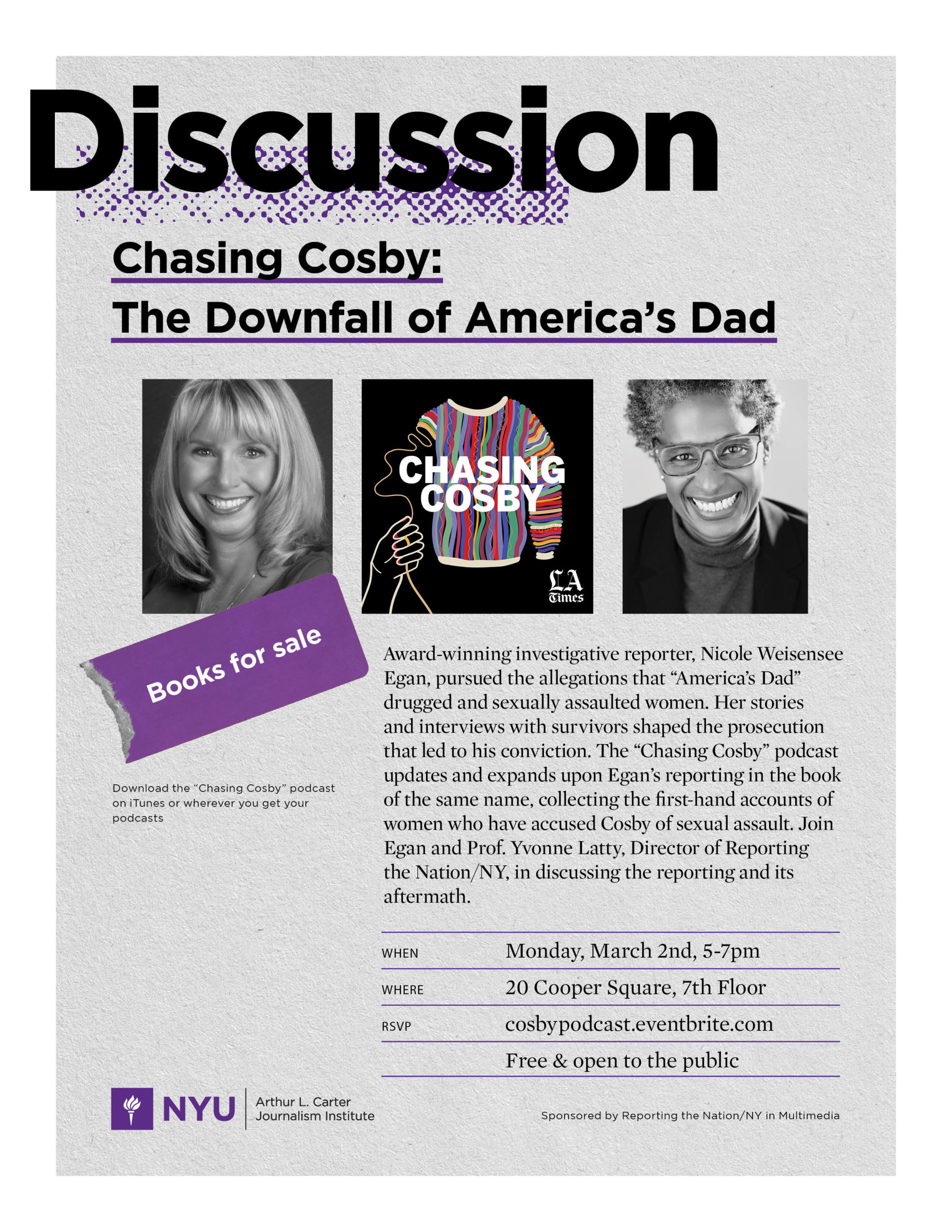 Chasing Cosby: The Downfall of America's Dad