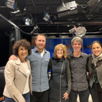 Event - Crossing Over - Marcia Rock, Marshall Cury, Heidi Ewing, Jennifer Fox and Matthew Heineman