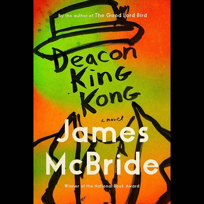 Book - Deacon King Kong