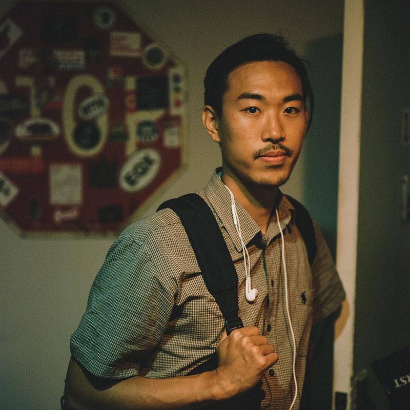 Dan Xin Huang (Photo by Chris Jones)