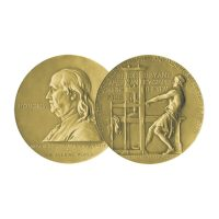 Pulitzer Prize Coin