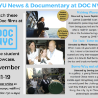 Event Poster - DOC NYC Online Screening - Read post for details