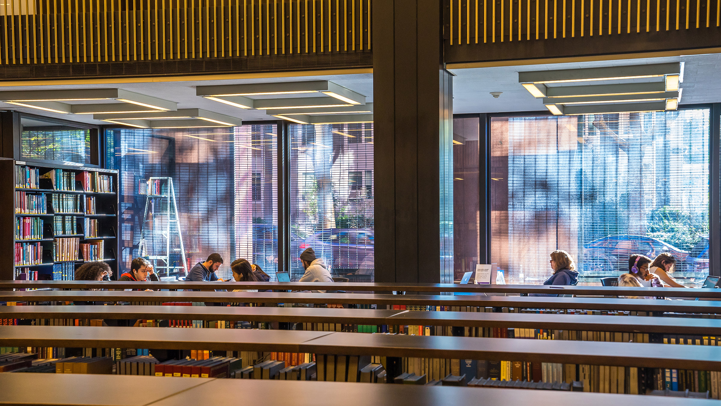 Bobst Library
