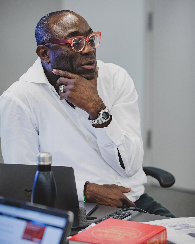 Prof. Frankie Edozien