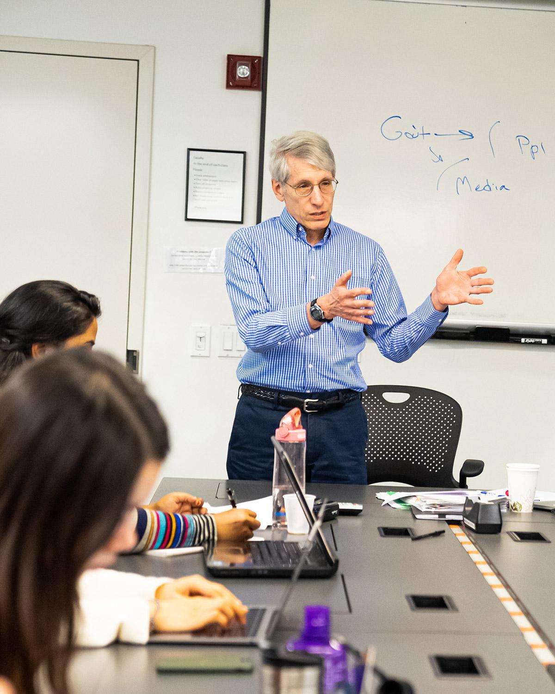 Prof. Steve Solomon
