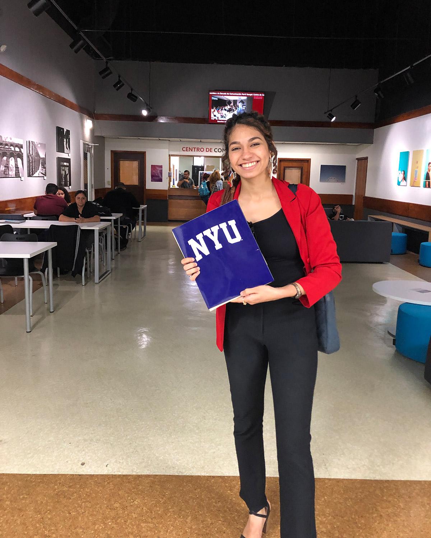 Student at NYU