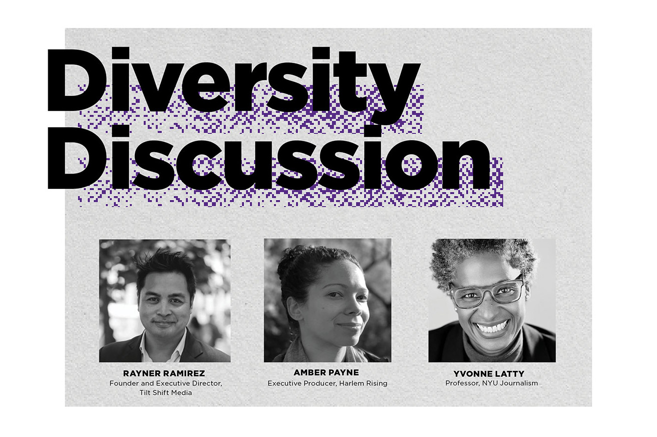 Diversity Discussion: Harlem Rising (Event Poster - See event page for details)