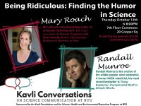 Being Ridiculous: Finding the Humor in Science