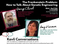 The Frankenstein Problem: How to Talk About Genetic Engineering