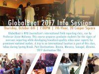 globalbeat-2017 events