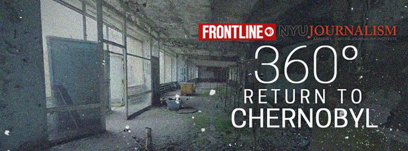 Frontline and NYU Present Chernobyl VR Doc