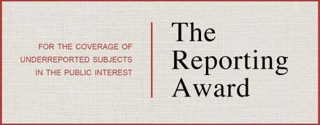 The Reporting Award