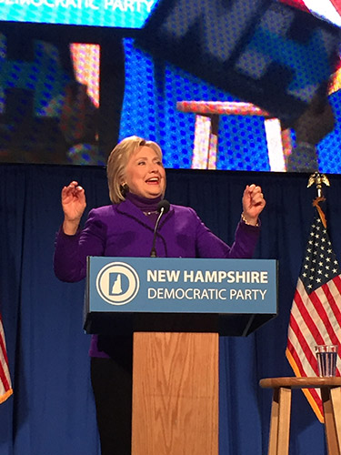 Report from New Hampshire Primary