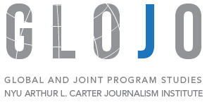 I recently completed a teaching semester at NYU in the Global and Joint Program Studies department of Arthur L. Carter Journalism Institute at New York University.