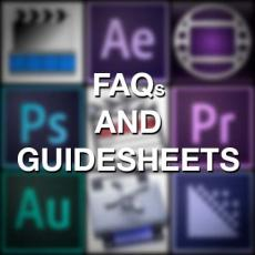 FAQs and Guidesheets