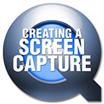 Quicktime - Creating a Screen Capture