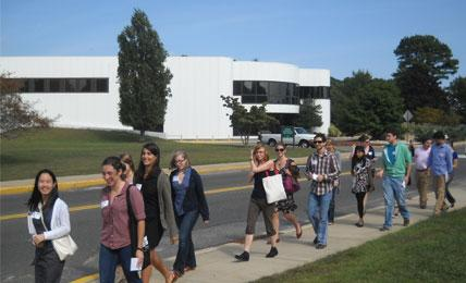 SHERP students take a two-day trip to Brookhaven National Laboratory every year.