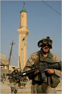 Ongoing reporting from the front lines in Iraq and Afghanistan.