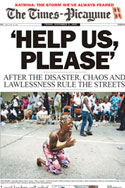 Coverage of Hurricane Katrina, August-December 2005