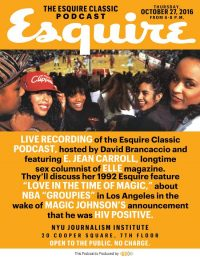 esquire podcast events